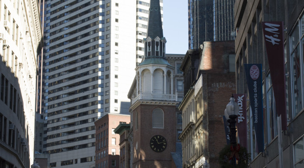 Boston's Old South Meeting House