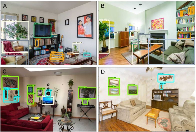 Using Deep Learning To See Inside Homes Across The World On Society